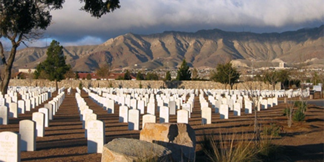 Fort Bliss National Cemetery. (US Dept of Veteran Affairs)