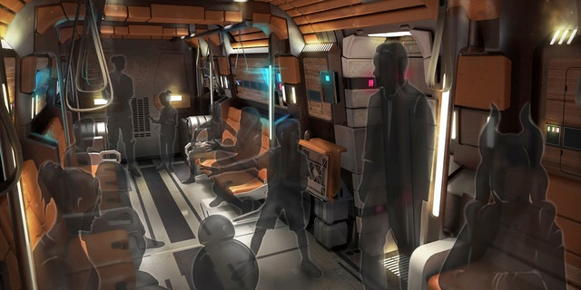 Disney Parks, Experiences and Products Chairman Bob Chapek has revealed that the Galatic Starcruiser hotel will begin welcoming guests in 2021.