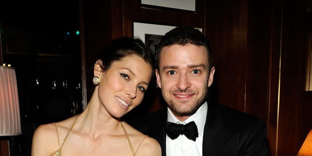 Justin Timberlake reveals the name of his second child with Jessica Biel