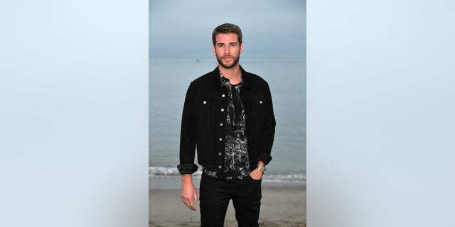 Liam Hemsworth faces a $150G lawsuit over an Instagram post that allegedly contained a copyright infringement. (Photo by Neilson Barnard/Getty Images)