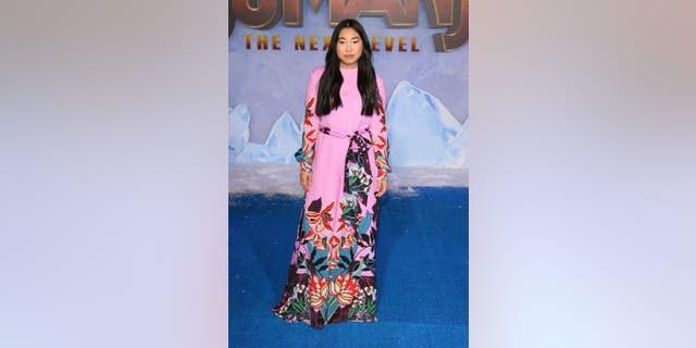 Awkwafina plays a character named Ming in