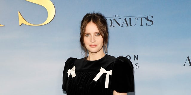 Felicity Jones Expecting Her First Child With Husband Charles Guard