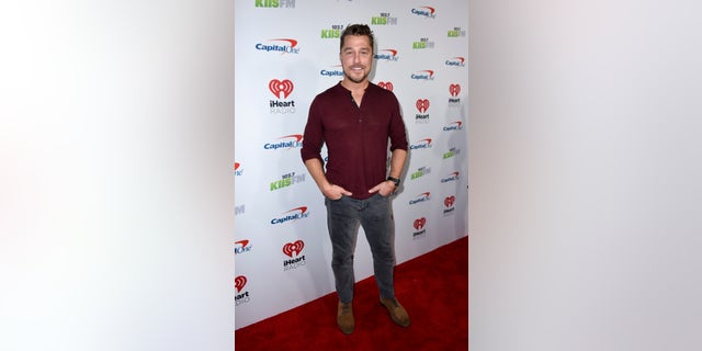 Chris Soules attends 102.7 KIIS FM's Jingle Ball 2019. (Photo by Vivien Killilea/Getty Images for iHeartMedia)