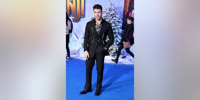 Nick Jonas reprises his role as Alex from
