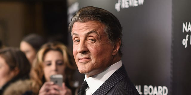 Sylvester Stallone attends the 2015 National Board of Review Gala at Cipriani 42nd Street on January 5, 2016 in New York City.