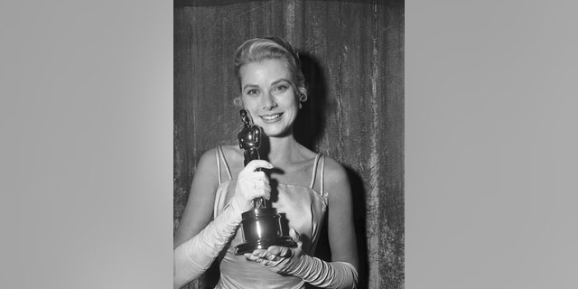 Grace Kelly was an Oscar-winning actress before she became Princess of Monaco.