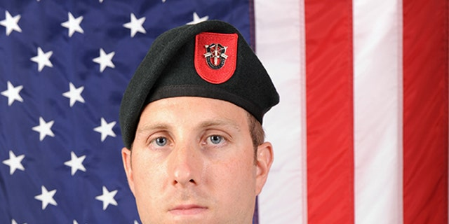 Remains of United States  soldier Michael Goble killed in Afghanistan return to US