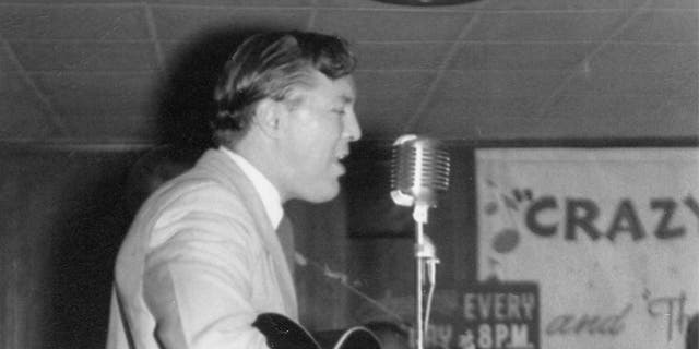 Bill Haley's son recalled receiving late-night phone calls from his father.