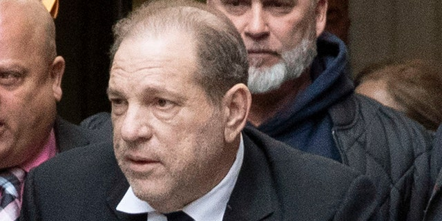 Weinstein leaves court following a hearing in New York. In an interview published Sunday, Dec. 15 in the New York Post, Weinstein said he is a pioneer in advancing the careers of women in the film industry and that his work has been forgotten in the wake of allegations of sexual assault.
