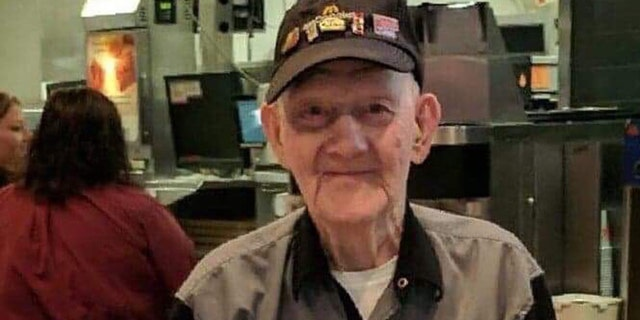 Ike Baker, 92, is one of the oldest employees ever at McDonald's.