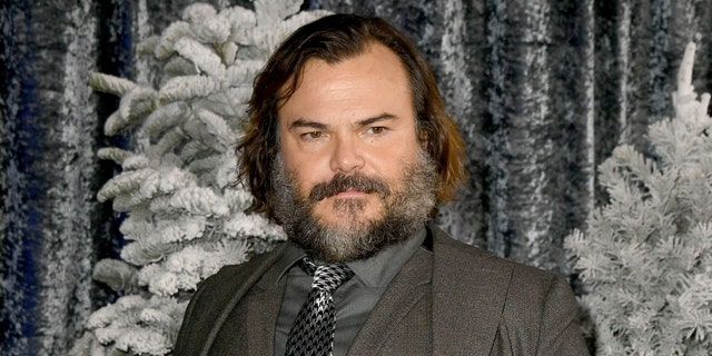 "Jack Black attends the premiere of Sony Pictures' ""Jumanji: The Next Level"" at TCL Chinese Theatre on December 09, 2019 in Hollywood, Calif. (Photo by Kevin Winter/Getty Images)"