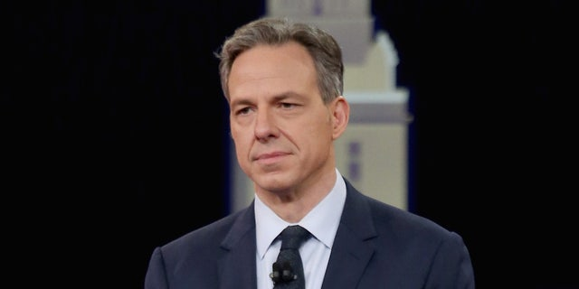 CNN's anchor Jake Tapper raised eyebrows on Tuesday by criticizing the Trump Accountability Project the day after he was ridiculed for suggesting a similar notion. (Photo by Gary Miller/FilmMagic)
