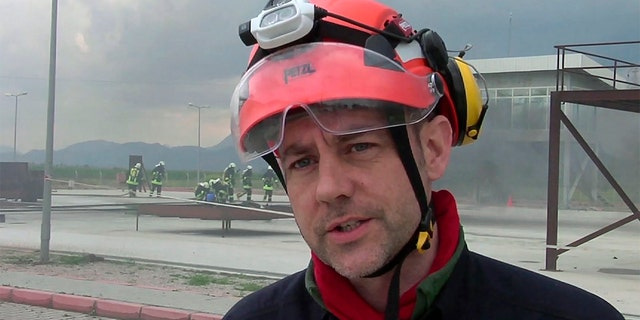 Westlake Legal Group James-Le-Mesurier-1 White Helmets rescue group founder died from fall in Istanbul, investigators say Louis Casiano fox-news/world/world-regions/turkey fox-news/world/conflicts/syria fox-news/politics/foreign-policy/human-rights fox news fnc/world fnc article 0b121431-80f2-5482-99a3-1dccfc8f7a95