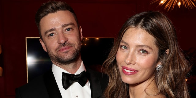 Justin Timberlake and Jessica Biel. (Photo by Todd Williamson/NBCU Photo Bank/NBCUniversal via Getty Images via Getty Images)