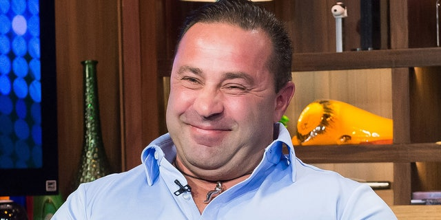 Joe Giudice recently spent time with his daughters in the Bahamas. He is deported from the United States pending his deportation trial.