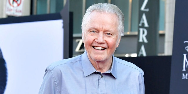 Jon Voight called Trump 'the greatest president since Abraham Lincoln.' (Photo by Amy Sussman/WireImage)