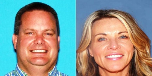 The Rexburg Police Department asked Saturday for the public's help in locating Lori Vallow and Chad Daybell wanted for questioning in connection with the disappearance of Vallow's children. (Rexburg Police Department)
