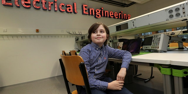 Laurent Simons, age 9, was pulled out of Eindhoven University of Technology by his parents after the school wouldn't allow him to graduate before he turned 10.