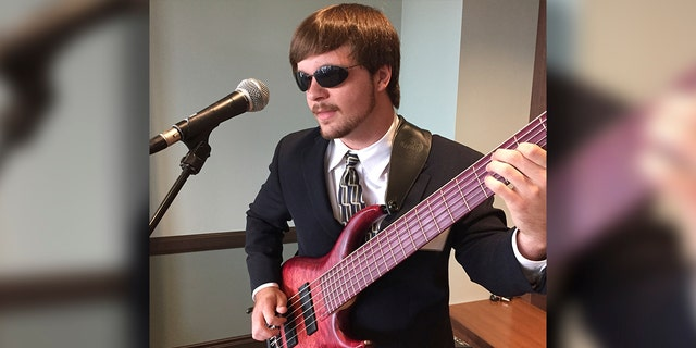 Westlake Legal Group Luke-Putney-AP-3 Cancer survivor, 25, pays it forward with music therapy for needy kids Frank Miles fox-news/us/us-regions/southeast/tennessee fox-news/us/religion/christianity fox-news/health/cancer/brain-cancer fox news fnc/faith-values fnc article 398425a3-97bd-5d33-924f-311dca0eaa9d