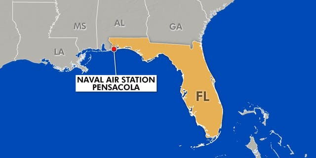 Shooting at Pensacola, Florida, naval base, suspect dead, police say