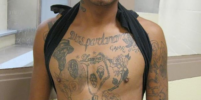 Garcia-Gonzales was arrested Thursday just west of Arizona's Douglas Port of Entry after his latest attempt to enter the U.S. illegally, the CBP said.