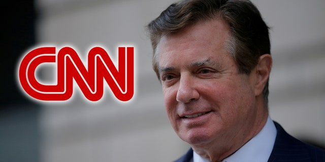 CNN was forced to correct a 2017 report on Paul Manafort, a former campaign chairman for President Trump.