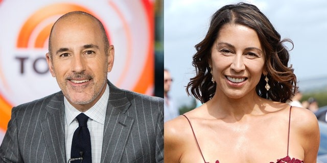 Westlake Legal Group Matt-Lauer-Shamin-Abas Matt Lauer dating marketing executive Shamin Abas: report Nate Day fox-news/person/matt-lauer fox-news/entertainment/events/scandal fox-news/entertainment/events/couples fox-news/entertainment fox news fnc/entertainment fnc article 444d8f0b-8d1c-526a-aa98-afdd902cec30