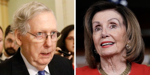 Senate Majority Leader Mitch McConnell and House Speaker Nancy Pelosi both sounded as if progress was being made in budget and coronavirus relief talks on Capitol Hill.