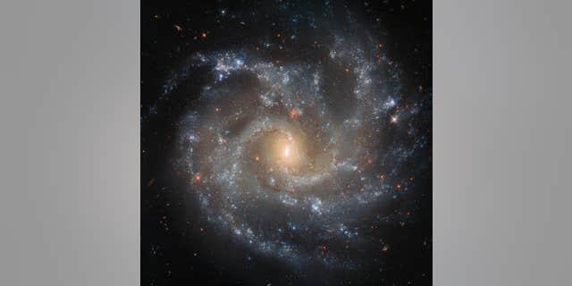 Galaxy NGC 5468.