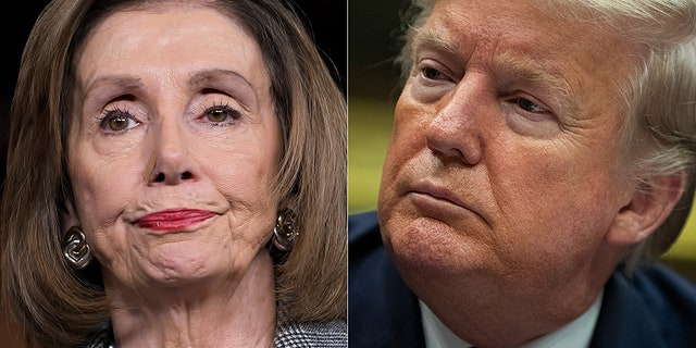Nancy Pelosi is leading the charge of Democrats on impeaching Donald Trump.