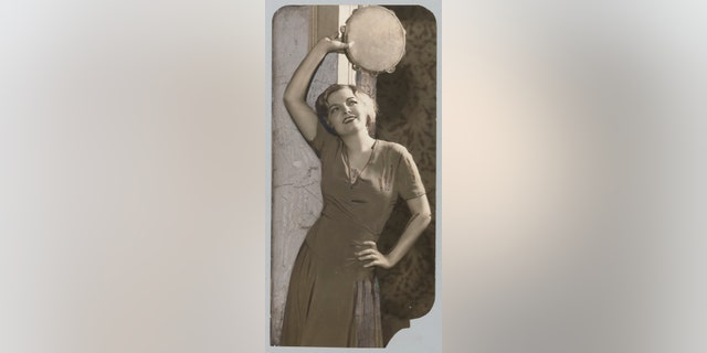 """Mayo Methot in """"The Torch Song,"""" circa 1931."""