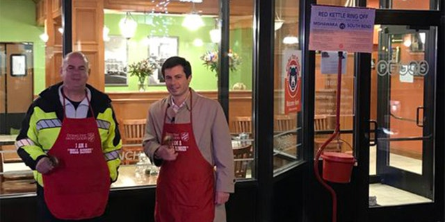 LGBTQ activists blast Pete Buttigieg over his history with the Salvation Army