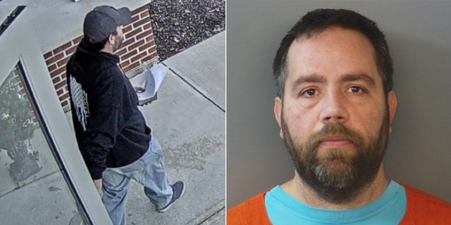 Westlake Legal Group Photo-and-Mugshot-Avon-Indiana-Police-Department Indiana man stole police department speaker playing Christmas music, cops say Robert Gearty fox-news/us/us-regions/midwest/indiana fox-news/us/crime/robbery-theft fox-news/us/crime/police-and-law-enforcement fox news fnc/us fnc article 8d658966-aa35-5a85-b169-789ae216041e