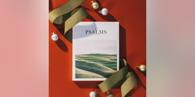 The book of Psalms from Alabaster Co.