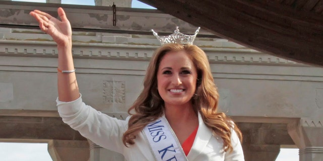 Ramsey BethAnn Bearse pleaded guilty on Tuesday to one count of possession of material depicting minors in sexually explicit conduct. The former beauty pageant won the title of Miss Kentucky in 2014.