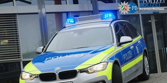 Recklinghausen police say they discovered a 15-year-old boy in the closet of a suspected pedophile during a raid of his home.