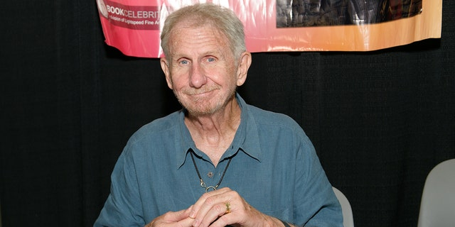 Actor Rene Auberjonois, pictured here in 2016, died at age 79 on Dec. 8, 2019.