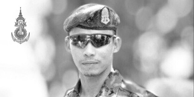 Petty Officer 1st Class Bayroot Pakbara died last week of a blood infection contracted during the risky operation, according to officials.