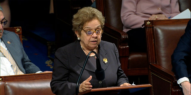 Westlake Legal Group Shalala-black Biden VP hopeful Karen Bass slammed over past praise for Fidel Castro: report fox-news/world/world-regions/cuba fox-news/us/us-regions/west/california fox-news/politics/house-of-representatives fox-news/politics/elections fox-news/politics/2020-presidential-election fox-news/person/joe-biden fox news fnc/politics fnc Dom Calicchio article 93cf1424-cbbd-58de-b22a-5a2d73cb63be