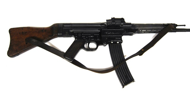 An original but deactivated StG44 in the author's collection. While this weapon was superior to the Kar98K, the main battle rifle employed by the German Army, its introduction into the war has been described by Prof. Ulbrich of Norwich University in Vermont as a case of too little, too late. (Collection of Peter Suciu)