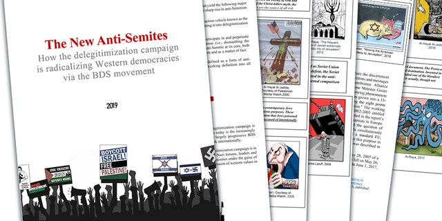 Westlake Legal Group The-New-Anti-Semites Anti-Semitism in US linked to BDS movement, new NGO-backed report finds Talia Kaplan fox-news/us/religion/judaism fox-news/topic/anti-semitism fox news fnc/us fnc ea4a3b93-184b-5345-953d-c619aea441e6 article