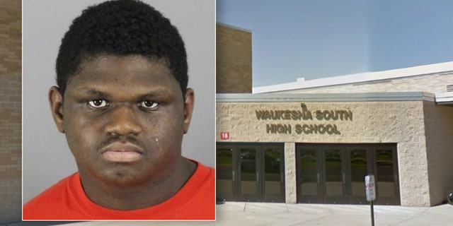Police said a second pellet gun was found in Smith's backpack, according to the complaint.