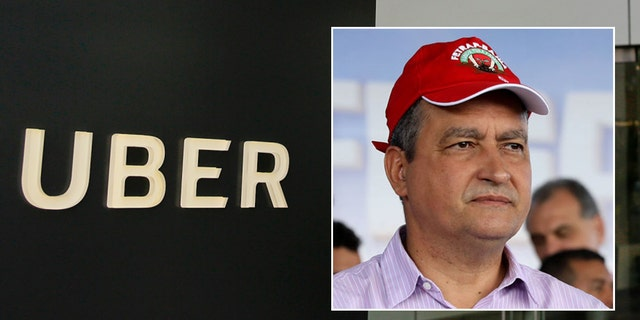 """""""The gangster ordered these people killed because his mother called Uber, but the car never arrived,"""" the Bahia, Rui Costa, told reporters, according to a report."""