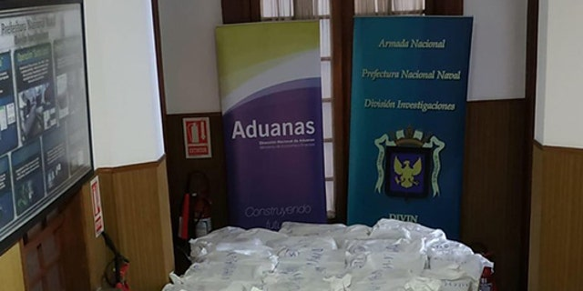 Uruguay seizes record 4.4 tonnes of cocaine in Montevideo