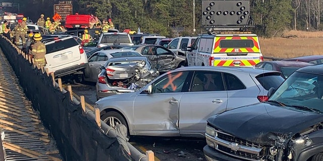 People Reportedly Injured in 69 Car Pile-Up on Interstate Highway In Virginia