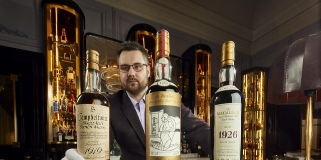 Some of the collection's rarest spirits includeThe Macallan 1926 60-year-old Valerio Adami and The Macallan 1926 60-year-old Fine and Rare.