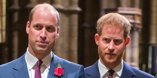 A rift has been rumored to be present between Princes William and Harry since before Harry's marriage to Meghan Markle. (Photo by Paul Grover- WPA Pool/Getty Images)