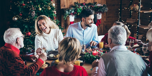 Imagine the faces of your friends and family members as you tell them about your Christmas dinner containing a three-course meal all in a compacted can.