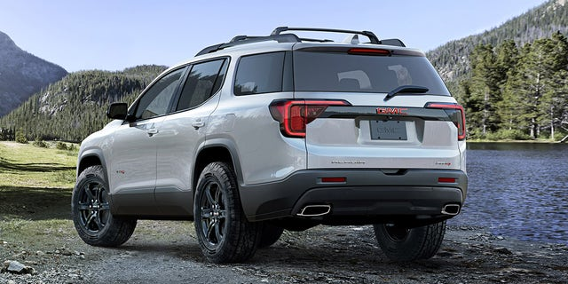 Westlake Legal Group ac2 Test drive: The 2020 GMC Acadia AT4 is an off-roadish SUV Gary Gastelu fox-news/auto/style/suv fox-news/auto/make/gmc fox-news/auto/attributes/off-road fox news fnc/auto fnc article 608da75f-6be6-5cc3-99a6-21193993de02