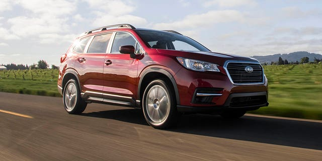 Test Drive The 2020 Subaru Ascent Is A Big Success Fox News
